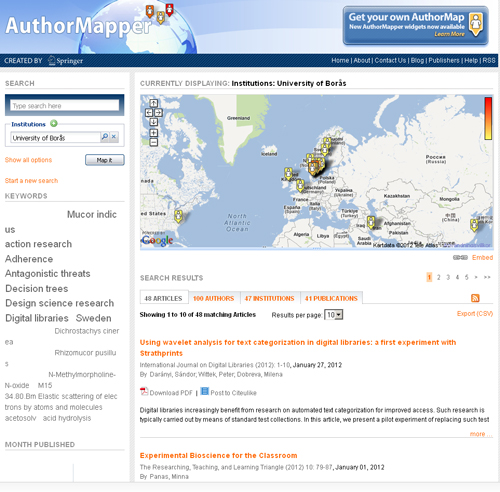 authormapper
