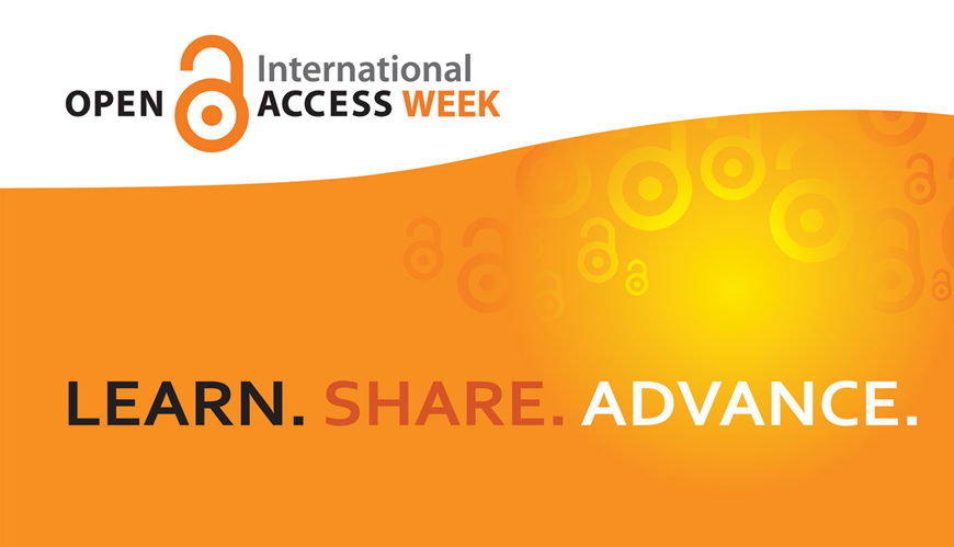 OA-Week, Learn. Share. Advance.